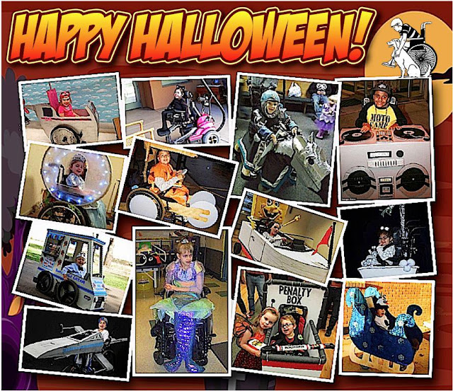 johnny optimism, medical, humor, sick, jokes, boy, wheelchair, doctors, hospital, stilton jarlsberg, halloween, wheelchair costumes, 2016