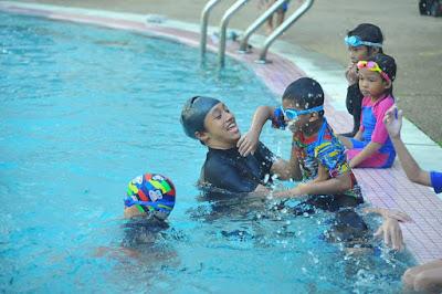 Kelas Renang Untuk Warga KL & Selangor; Kelas Renang Mesra Muslim Untuk Wanita