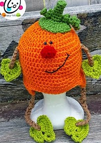 http://www.ravelry.com/patterns/library/patrick-pumpkin-hat