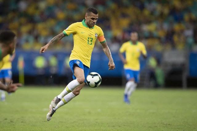 Brasil é Campeão da Copa América, no Maracanã