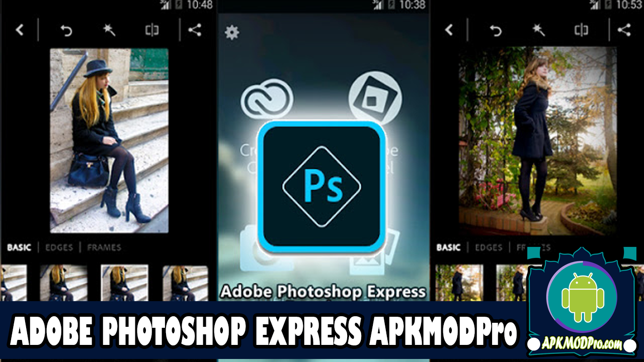 Download Adobe Photoshop Express Premium MOD APK v6.4.597 ( Full Unlocked)