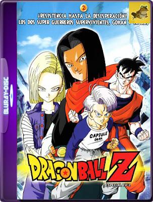 Dragón Ball Z: Los Dos Guerreros del Futuro: Gohan y Trunks (1993) [1080p – 60 FPS] Latino [GoogleDrive] [MasterAnime]