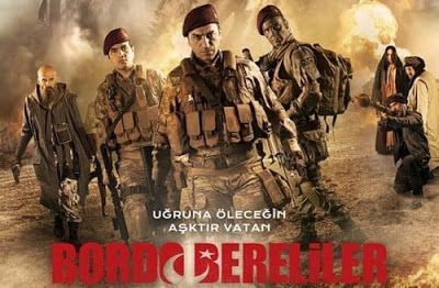 فيلم Bordo Bereliler Suriye 2017 مترجم