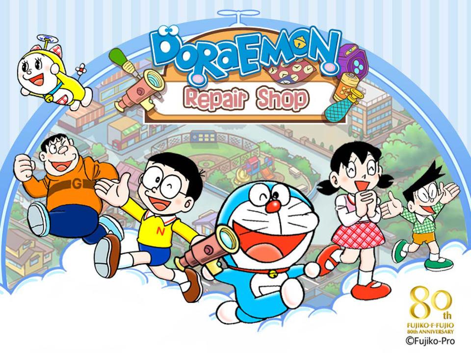 Doraemon Repair Shop V Hn Bnh V Chung