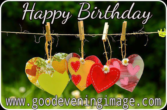 Happy birthday images of love