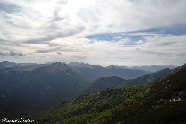 Parco Nazionale d'Abruzzo, Valle Jannanghera