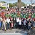 Magno festejo del Día de Reyes celebra fundación Luis Carlos Ulivarri en Río Bravo