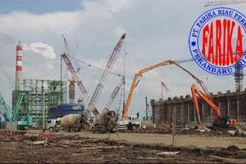 Lowongan PT. Farika Riau Perkasa (Farika Beton) Pekanbaru Juni 2019