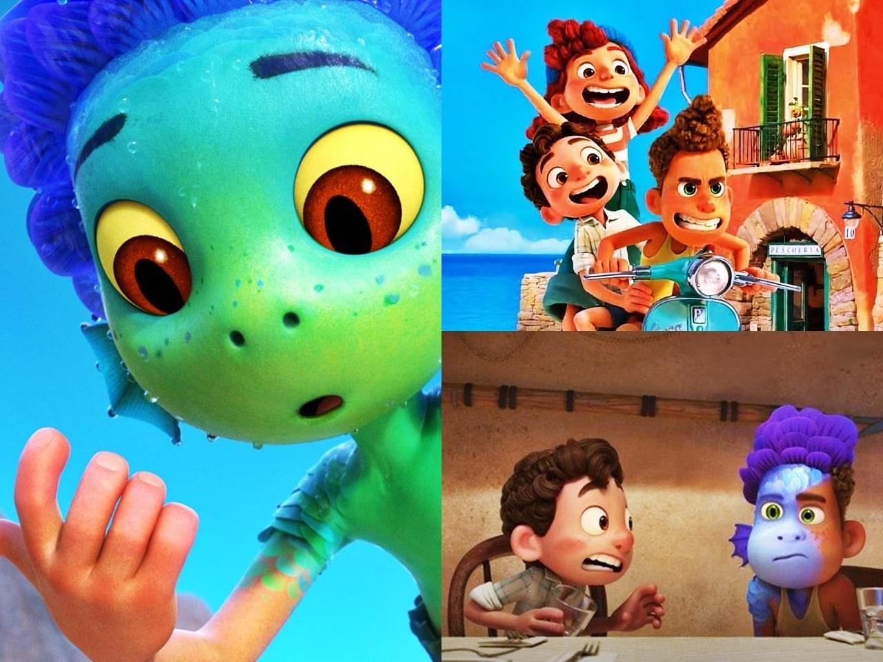 Review Filem : Luca (2021), Filem Pixar Terbaru 2021
