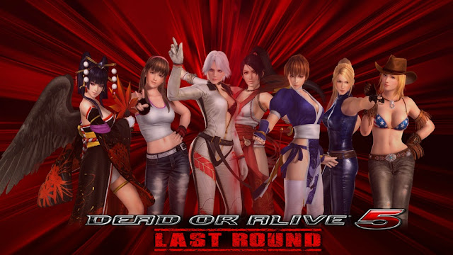 Dead Or Alive 5 Last Round PC Download Poster