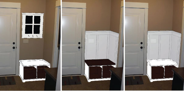 Project Feature Diy Entry Storage Ideas
