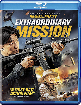Extraordinary Mission [2017] [BD25] [Latino]