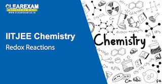 IIT JEE Chemistry Redox Reactions