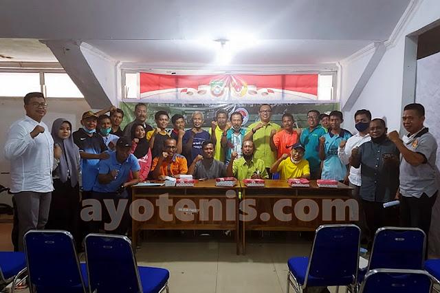 PELTI Pangkajene Dan Kepulauan Sukses Gelar Musyawarah Kabupaten Tahun 2020