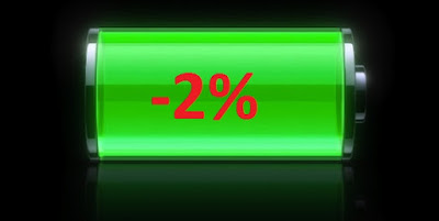 Cara Memperbaiki Indikator Baterai Minus