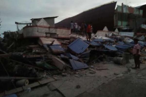 Korban Gempa Aceh 6,4 SR Mencapai 18 Orang Hingga Saat Ini