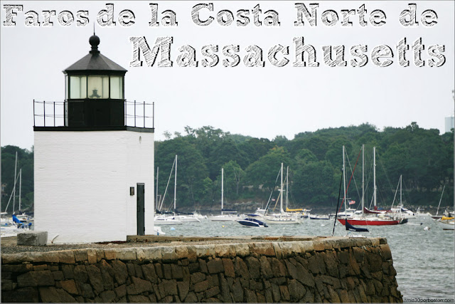 Faros de la Costa Norte de Massachusetts
