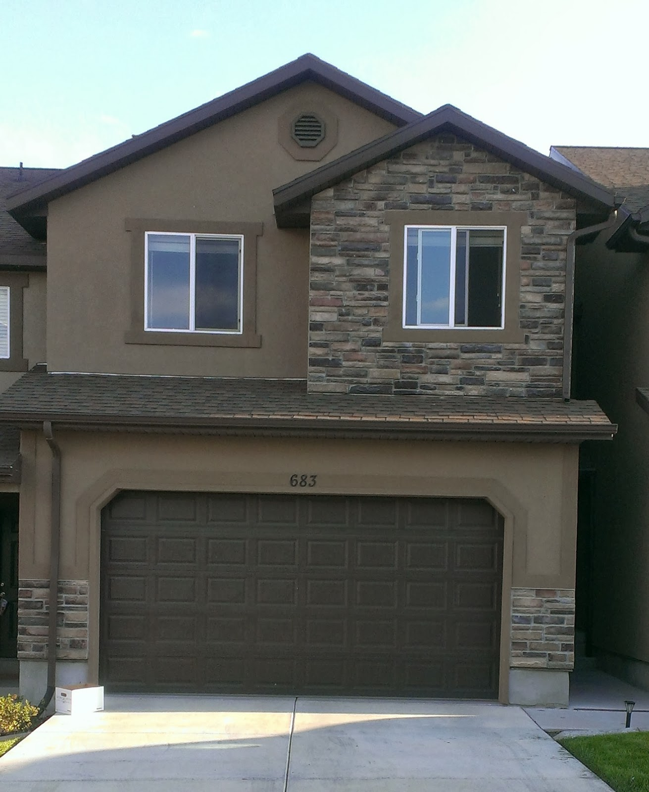 Condos For Rent With Garage: Locate Utah Homes: Saratoga Springs, Utah Townhouse With 2