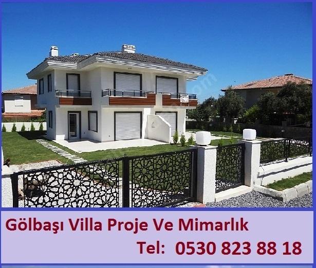 Golbasi Proje Mimarlik 0530 823 88 18