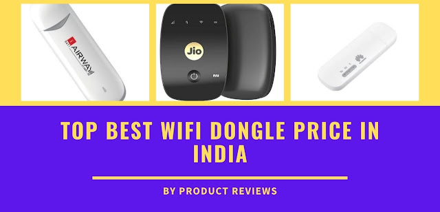 Top Best wifi dongle price In india for laptop, smartphones etc - Hotspot Portable Wi-Fi Data Device