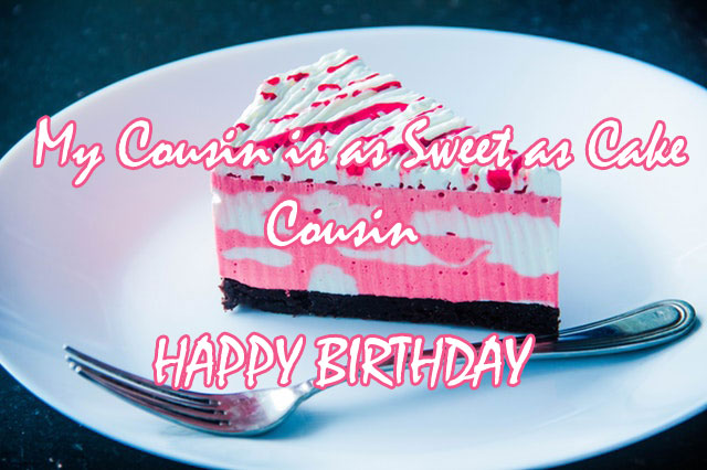 happy birthday cousin images for her