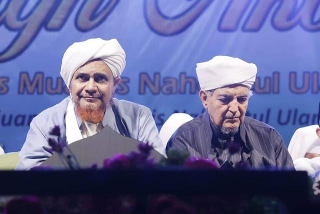 Sosok yang Selalu Mendampingi Dakwah Habib Umar bin Hafidz