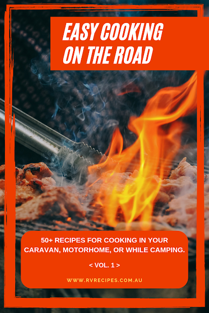 Easy Cooking On The Road Recipe Book