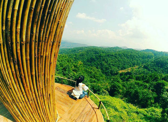 Pemandangan Pabangbon Bogor