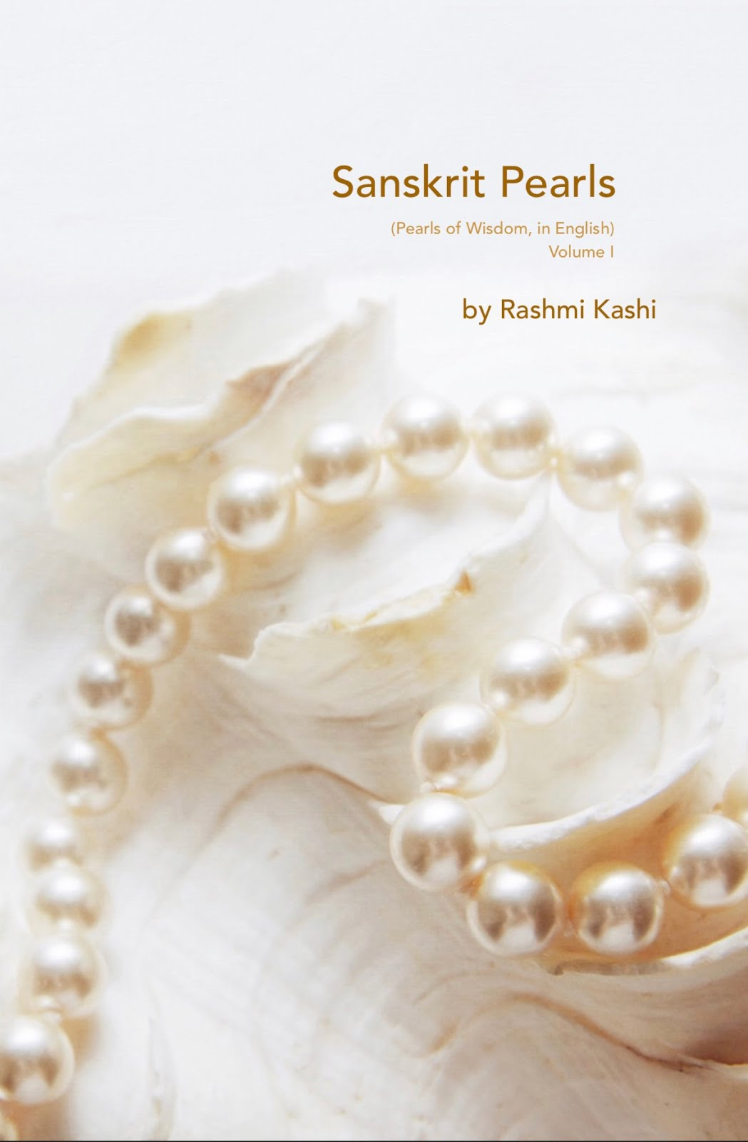 Sanskrit Pearls Vol. 1
