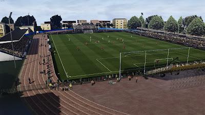 PES 2020 Stadium Aldo Gastaldi