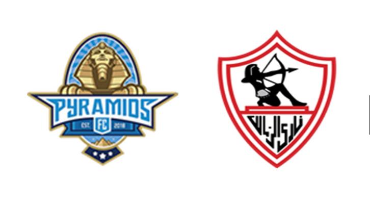 شاهد مباراة الزمالك وبتروجيت بث مباشر الجمعة 28-12-2018 الدورى المصرى