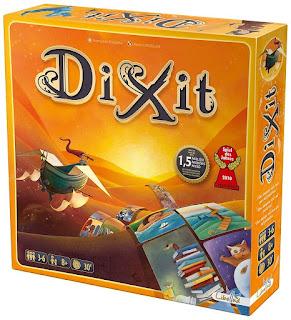 Como jugar Dixit the board game
