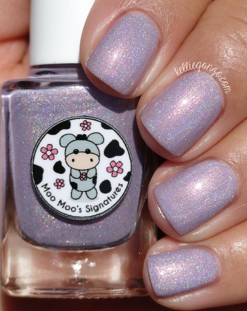 Moo Moo's Signatures Lilac Wool