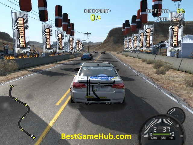 Need for Speed ProStreet Compressed Torrent Game Download