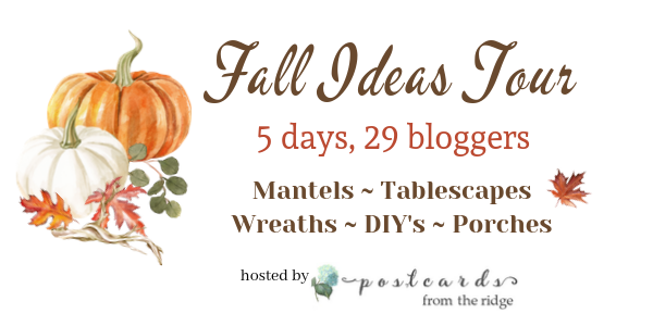 29 bloggers share our fall decor
