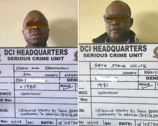 Nigerian, Kenyan Nationals Arrested For Defrauding Italian Preacher Of Over N69M