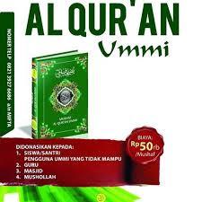Langkah-langkah Pembelajaran Al Qur'an Metode Ummi