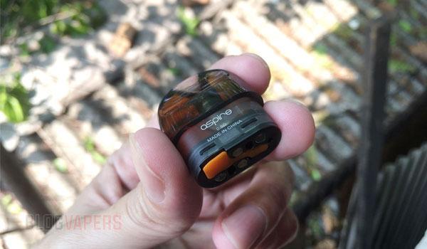 Review Aspire Minican, Jangan Remehkan Ukurannya yang Kecil