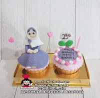 Cupcake Untuk Cewek isi 2 Cup