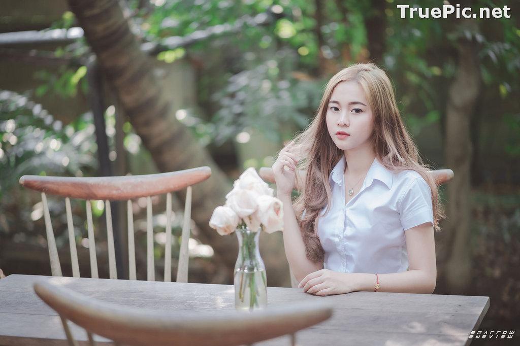 Image Thailand Model - นิภาภรณ์ เลิศนิติวัฒนา - Student Uniform - TruePic.net - Picture-3
