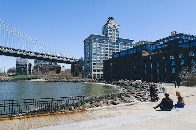 マンハッタン橋(Manhattan Bridge)