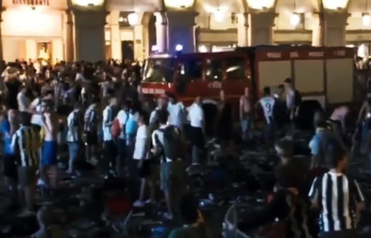 Preko 1400 ozlijeđenih u Torinu
