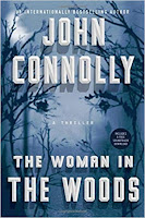 The Woman in the Woods by John Connolly (Book cover)