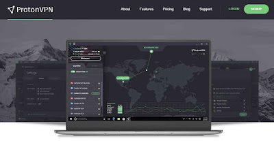 Proton VPN free vpn for PC