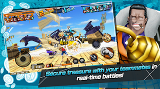ONE PIECE Bounty Rush Apk Data Terbaru