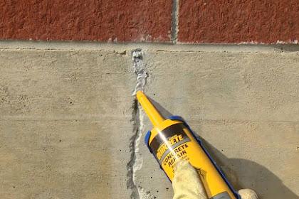 Basement Crack Sealer