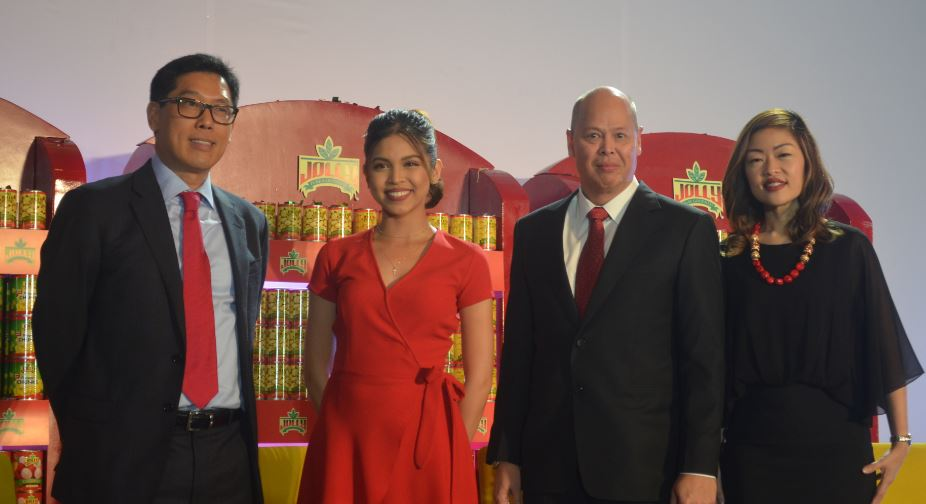 JOLLY marks 20th anniversary with Maine Mendoza as new endorser