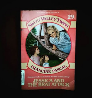 jessica and the brat attack sweet valley twins 29 francine pascal