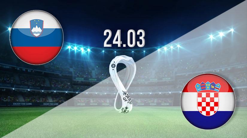 بث مباشر مباراة كرواتيا وسلوفينيا