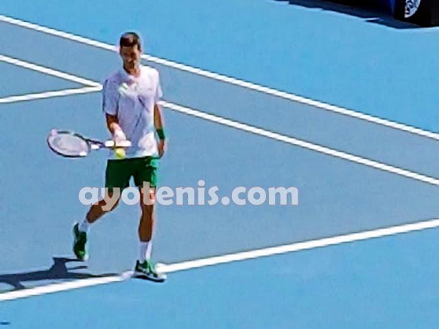 Novak Djokovic Juara Australia Terbuka Usai Kalahkan Dominic Thiem